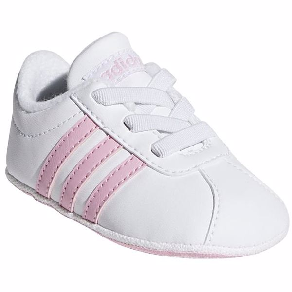 adidas F36603 White-Pink topánky - Brendon - 167255