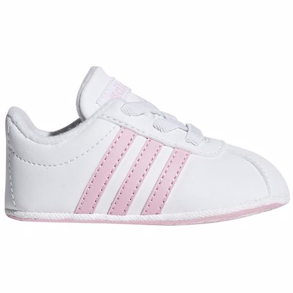 adidas F36603 White-Pink topánky - Brendon - 167256