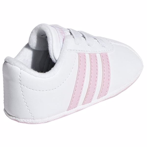 adidas F36603 White-Pink topánky - Brendon - 167257