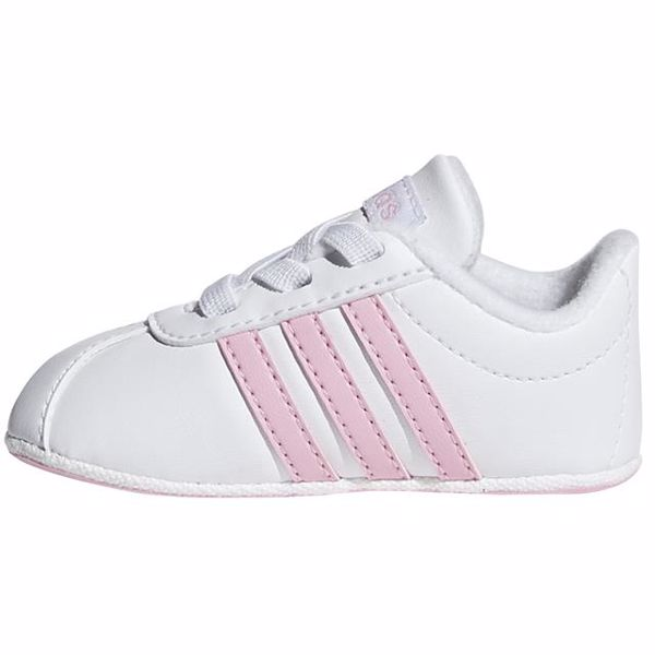 adidas F36603 White-Pink topánky - Brendon - 167258
