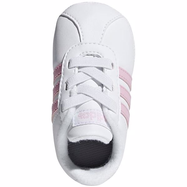 adidas F36603 White-Pink topánky - Brendon - 167259