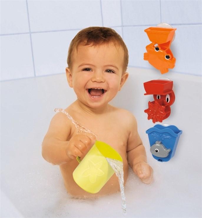 ABC Bath Play Set  fürdőjáték - Brendon - 167763