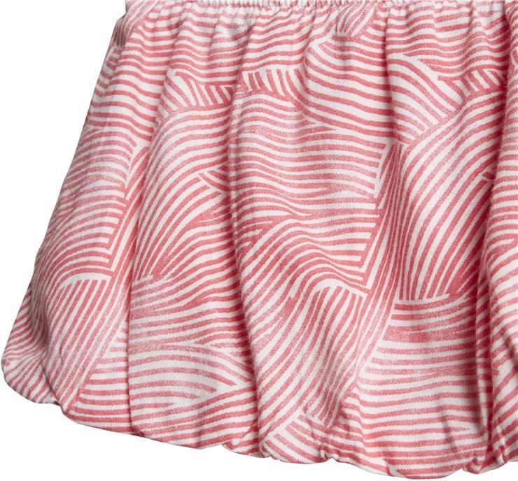 adidas CF7422 White-Pink 2 részes szoknyás garnitúra - Brendon - 167971