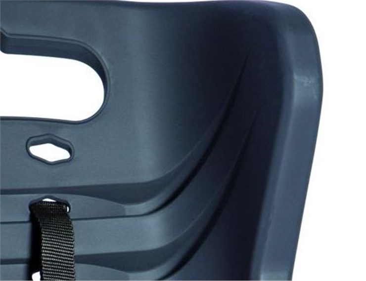 Bellelli Little Duck Standard Multifix Hi-Viz  sedadlo na bicykel zadné - Brendon - 16477902