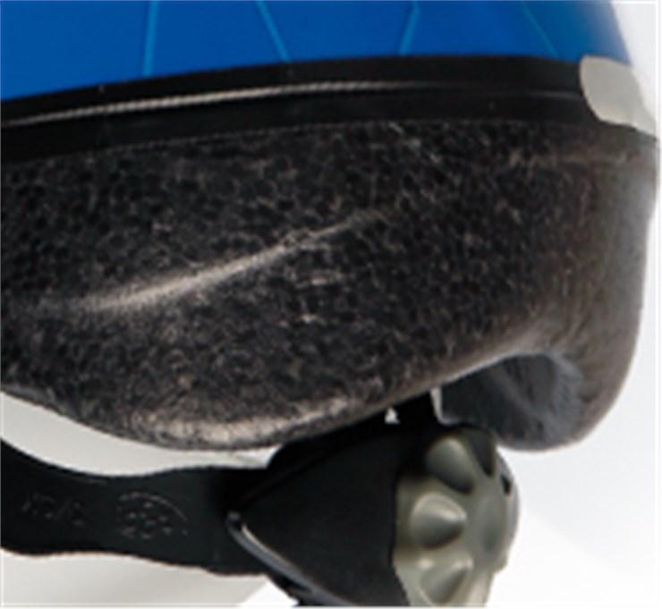 Bellelli Baby Helmet S white palms sisak - Brendon - 19676301