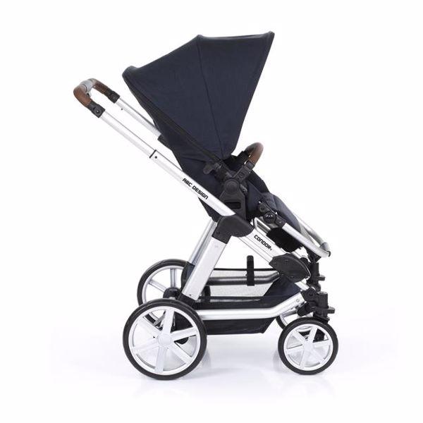 ABC Design Condor 4 Shadow detský kočík - Brendon - 20922802