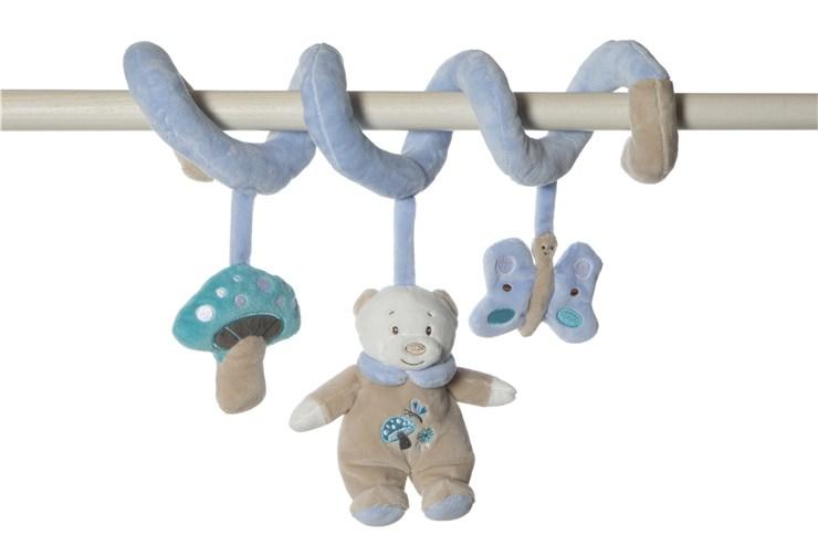 Artesavi Bear 32cm Blue rögzíthető játék - Brendon - 21202201