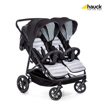 Hauck Rapid 3 R Duo Silver/Charcoal babakocsi - Brendon - 21317601