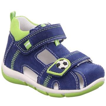 303be90147079 Superfit 144 80 Blau Hellgrün sandále