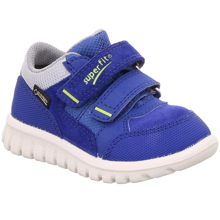 Superfit 190 80 Blau športová obuv - Brendon - 21690402