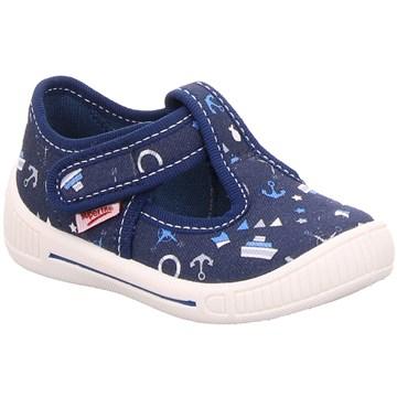 Superfit 265 80 Blau plátená obuv 27ee94b8622