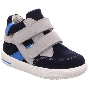 Superfit 349 80 Blau/Grau  cipő - Brendon - 21691701