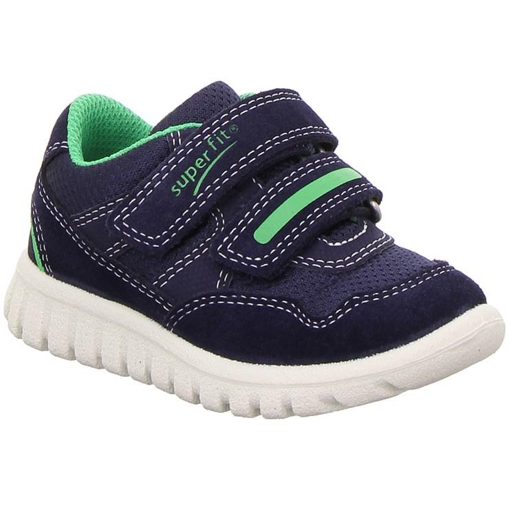 Superfit 9191 81 Blau/Grün 23-25 športová obuv - Brendon - 21693602