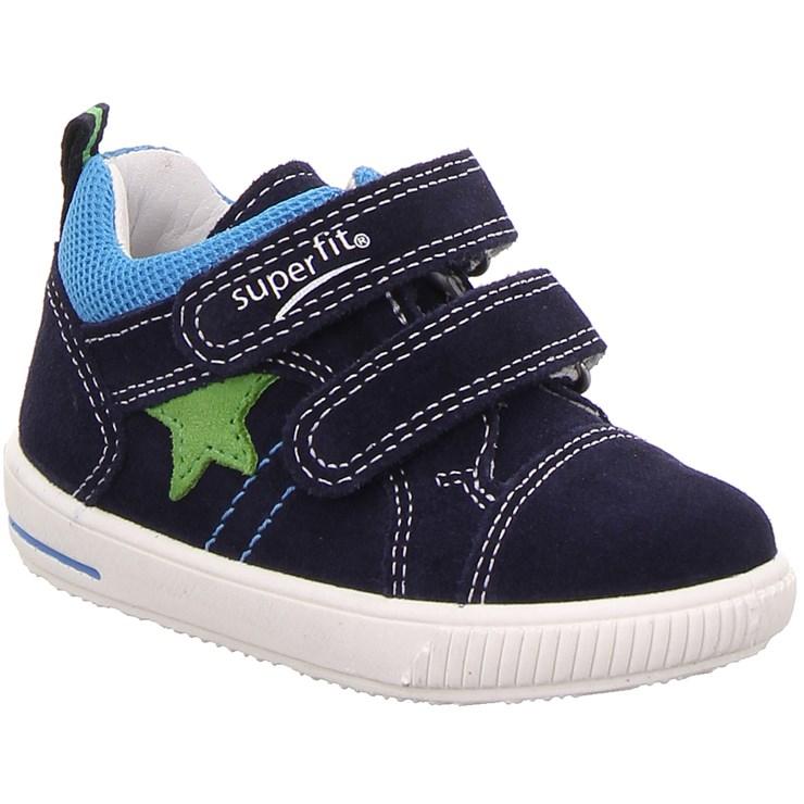 Superfit 9352 80 Blau 21-23 cipő - Brendon - 21693701