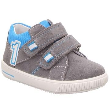 Superfit 9357 25 Hellgrau Blau 21-23 cipő - Brendon - 21694201