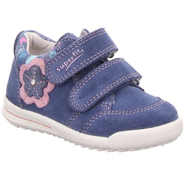 Superfit 9377 80 Blau-Rosa 24-26 cipő - Brendon - 21694901