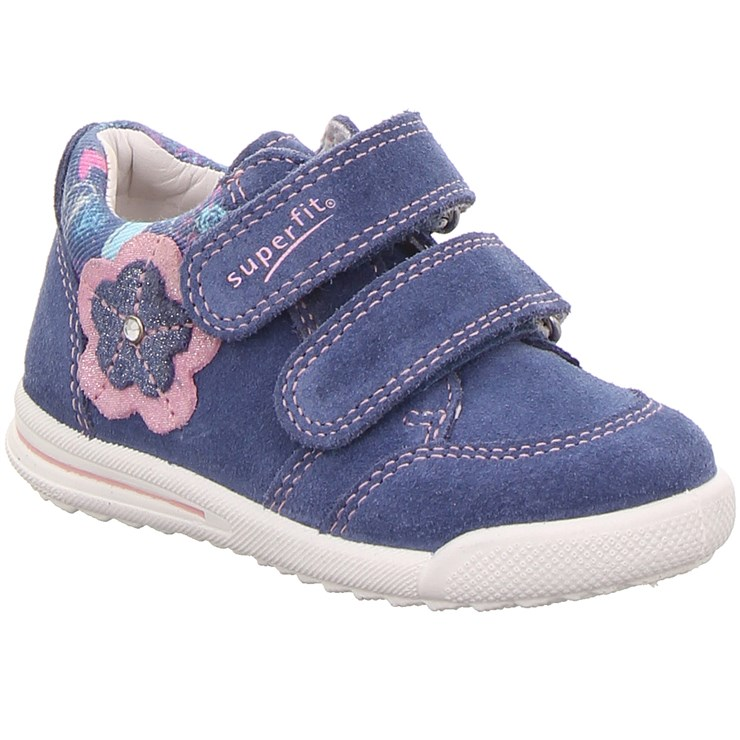 Superfit 9377 80 Blau-Rosa 20-23 cipő - Brendon - 21695001