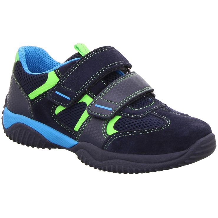 Superfit 9380 81 Blau/Grün športová obuv - Brendon - 21695202