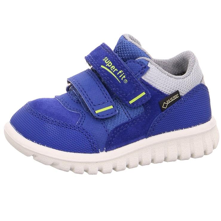 Superfit 190 80 Blau športová obuv - Brendon - 21704002