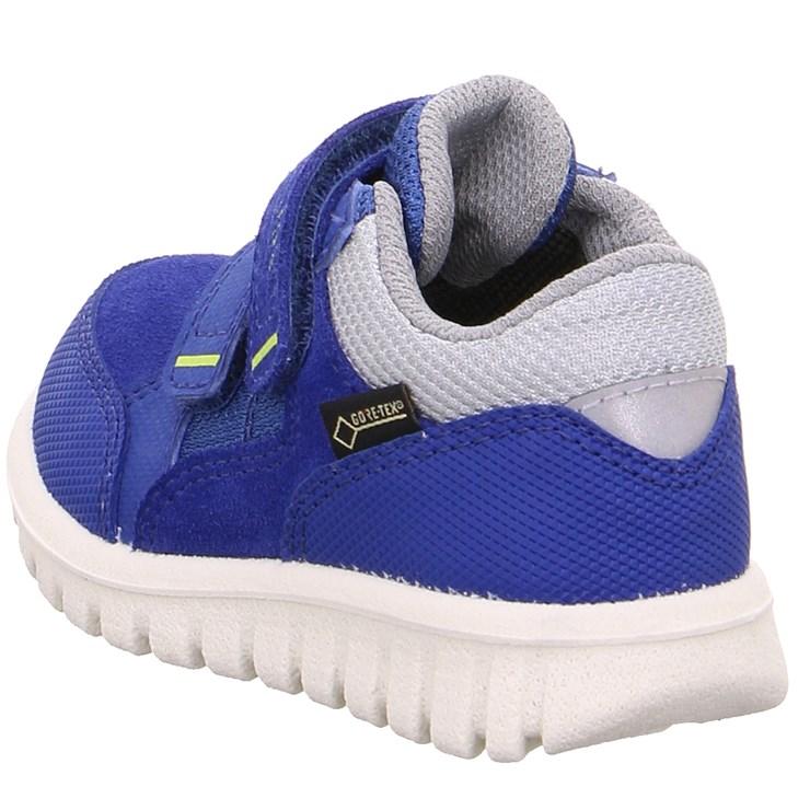 Superfit 190 80 Blau športová obuv - Brendon - 21704502