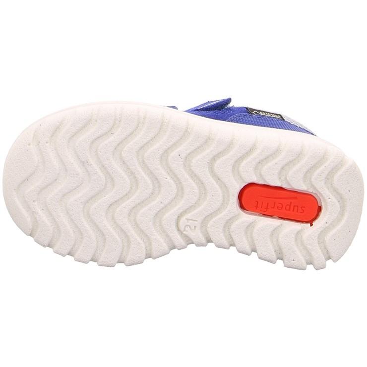 Superfit 190 80 Blau športová obuv - Brendon - 21704602