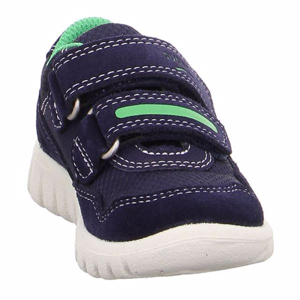 Superfit 9191 81 Blau/Grün 26-28 športová obuv - Brendon - 21731502
