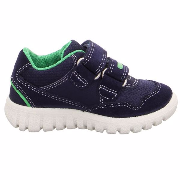 Superfit 9191 81 Blau/Grün 26-28 športová obuv - Brendon - 21731602