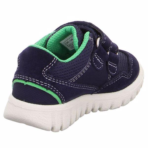 Superfit 9191 81 Blau/Grün 26-28 športová obuv - Brendon - 21731702
