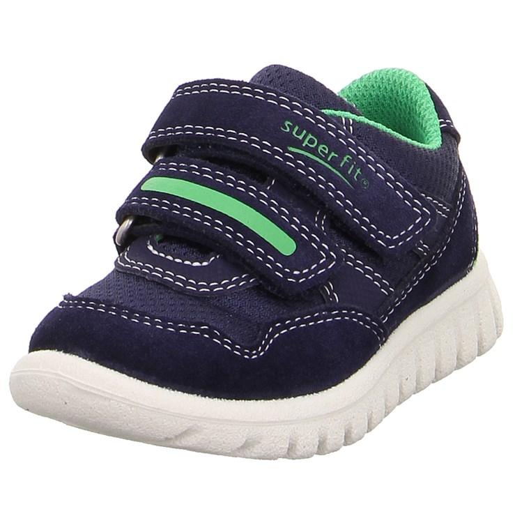 Superfit 9191 81 Blau/Grün 23-25 športová obuv - Brendon - 21732102