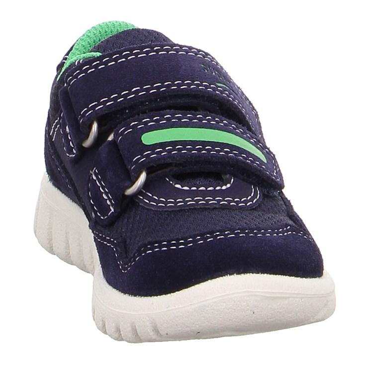 Superfit 9191 81 Blau/Grün 23-25 športová obuv - Brendon - 21732202