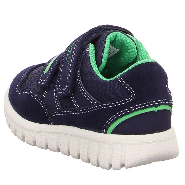 Superfit 9191 81 Blau/Grün 23-25 športová obuv - Brendon - 21732502