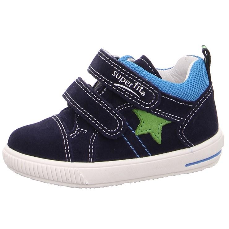 Superfit 9352 80 Blau 21-23 cipő - Brendon - 21735101