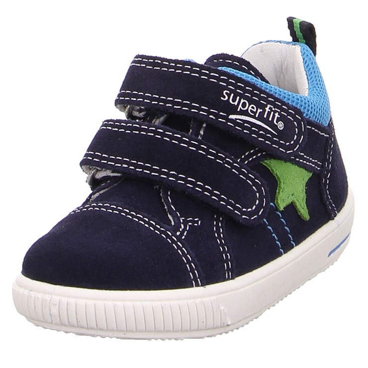 Superfit 9352 80 Blau 21-23 cipő - Brendon - 21735201