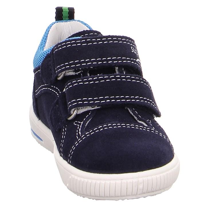 Superfit 9352 80 Blau 21-23 cipő - Brendon - 21735301