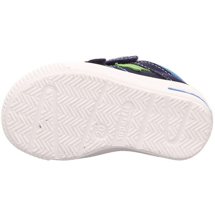 Superfit 9352 80 Blau 24-27 cipő - Brendon - 21736401