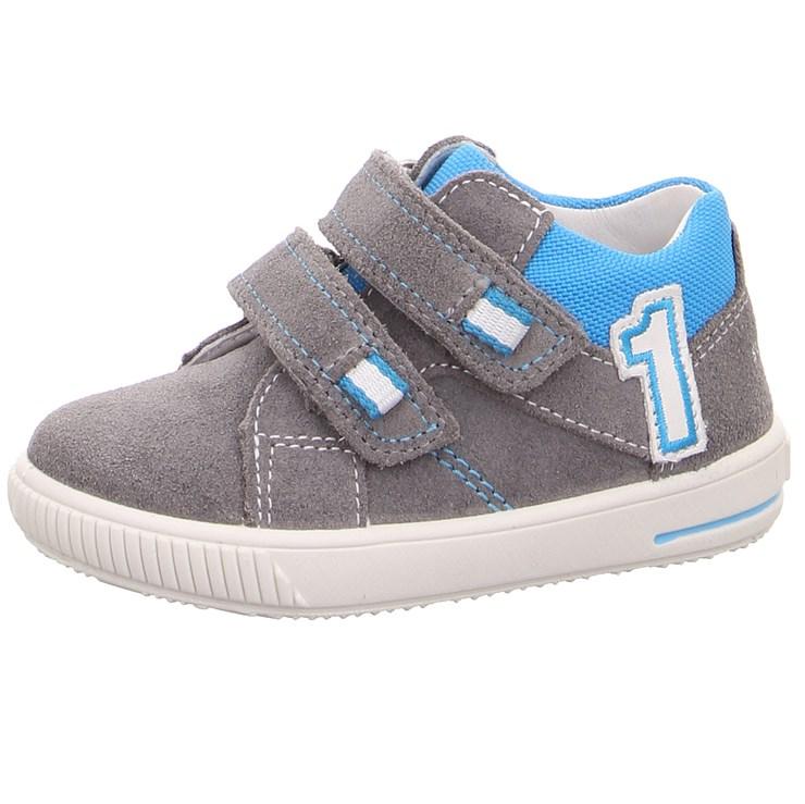 Superfit 9357 25 Hellgrau Blau 21-23 obuv - Brendon - 21738602