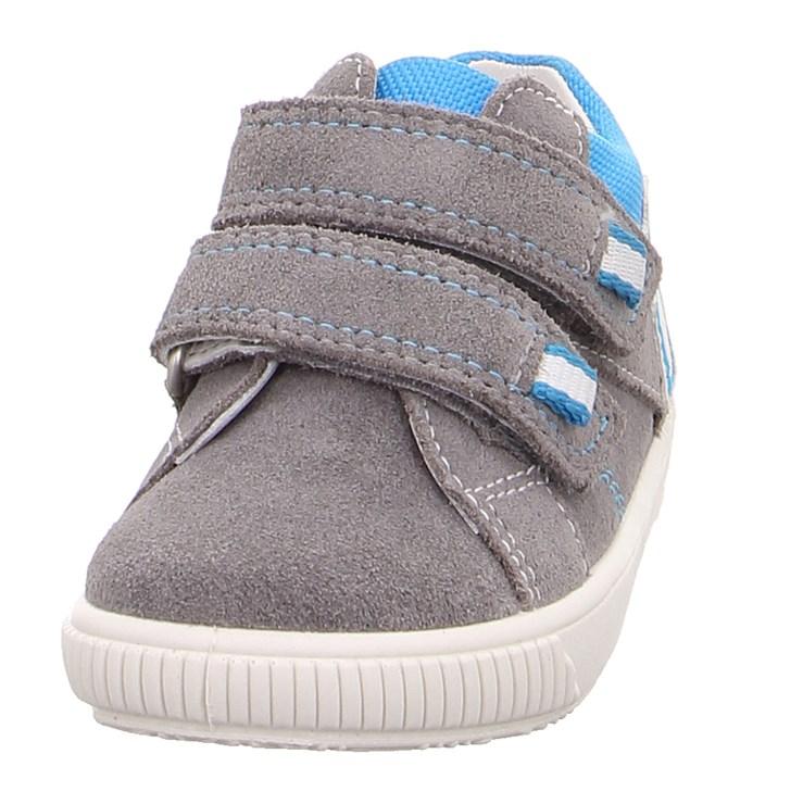Superfit 9357 25 Hellgrau Blau 24-27 cipő - Brendon - 21739601