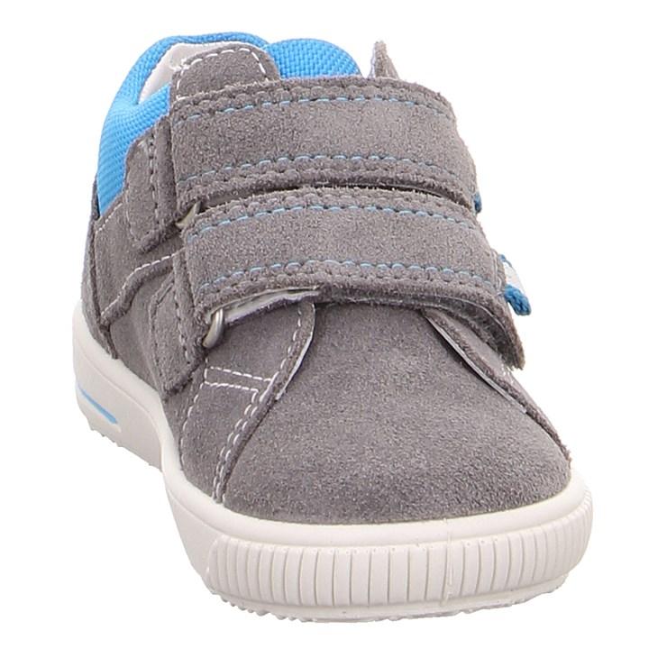 Superfit 9357 25 Hellgrau Blau 24-27 cipő - Brendon - 21739701
