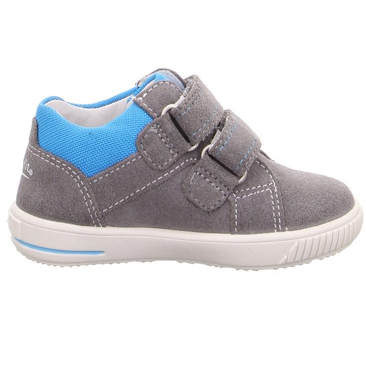 Superfit 9357 25 Hellgrau Blau 24-27 cipő - Brendon - 21739801