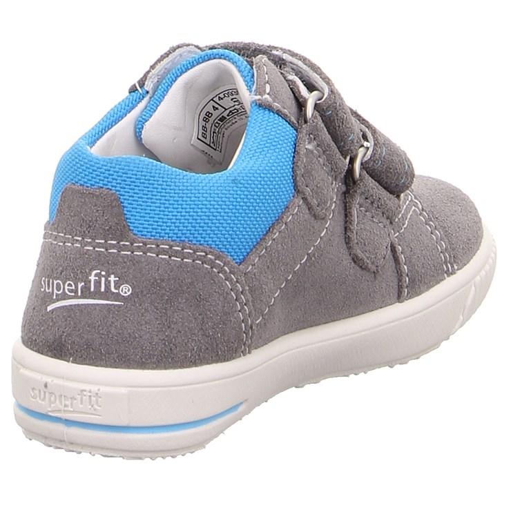 Superfit 9357 25 Hellgrau Blau 24-27 cipő - Brendon - 21739901