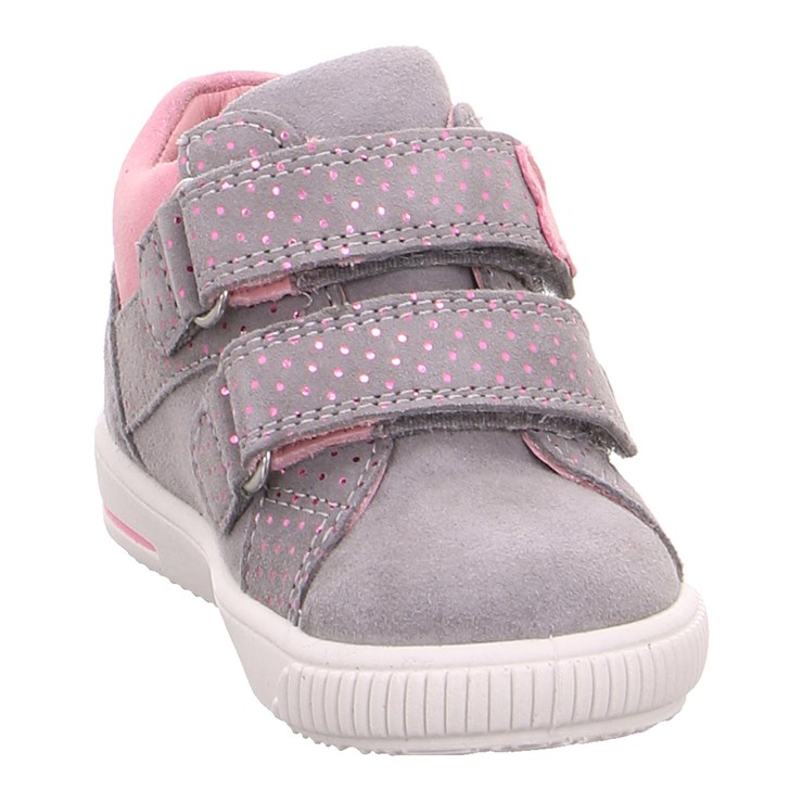 Superfit 9362 25 Hellgrau 24-26 cipő - Brendon - 21741101