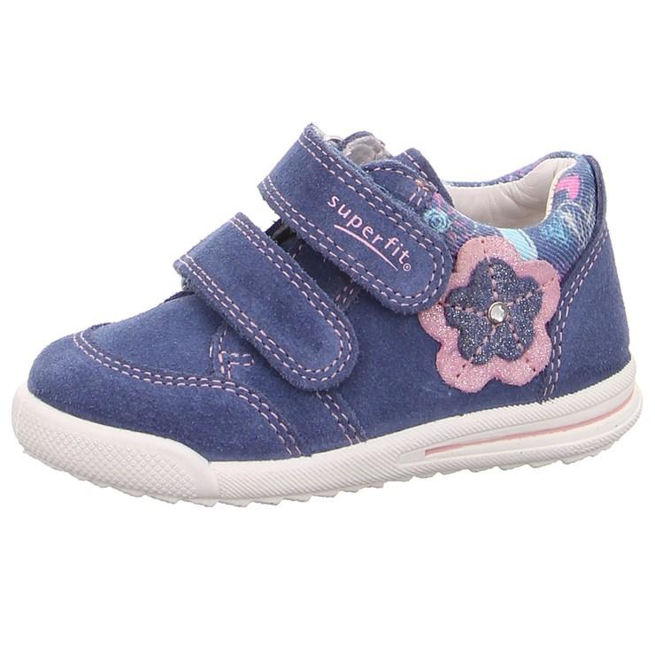 Superfit 9377 80 Blau-Rosa 24-26 cipő - Brendon - 21743701