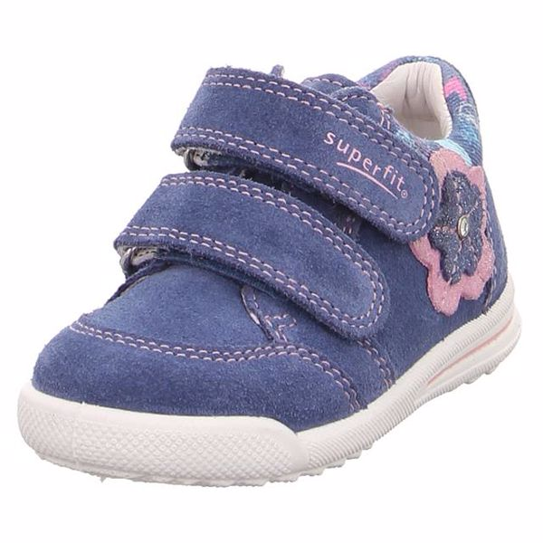 Superfit 9377 80 Blau-Rosa 24-26 obuv - Brendon - 21743802