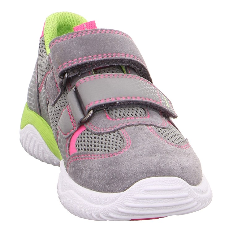 Superfit 9380 26 Hellgrau/Rosa športová obuv - Brendon - 21745302