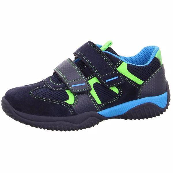 Superfit 9380 81 Blau/Grün sportcipő - Brendon - 21745801