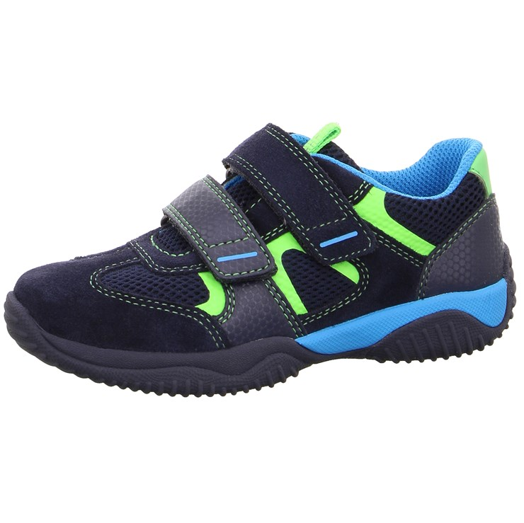 Superfit 9380 81 Blau/Grün športová obuv - Brendon - 21745802