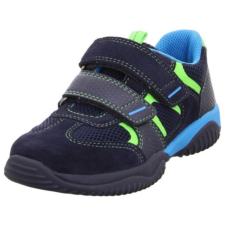 Superfit 9380 81 Blau/Grün športová obuv - Brendon - 21745902
