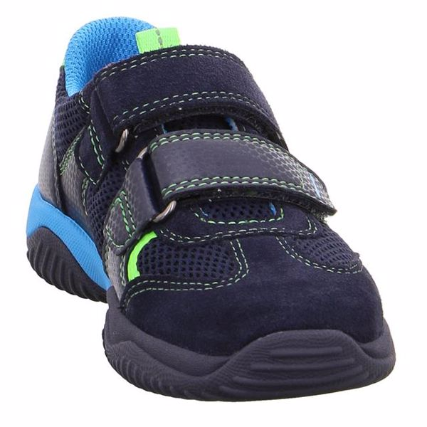 Superfit 9380 81 Blau/Grün sportcipő - Brendon - 21746001
