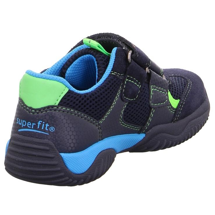 Superfit 9380 81 Blau/Grün športová obuv - Brendon - 21746202