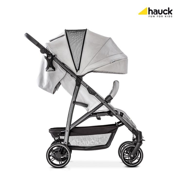 Hauck Rapid 4S Lunar/Stone detský kočík - Brendon - 21785902